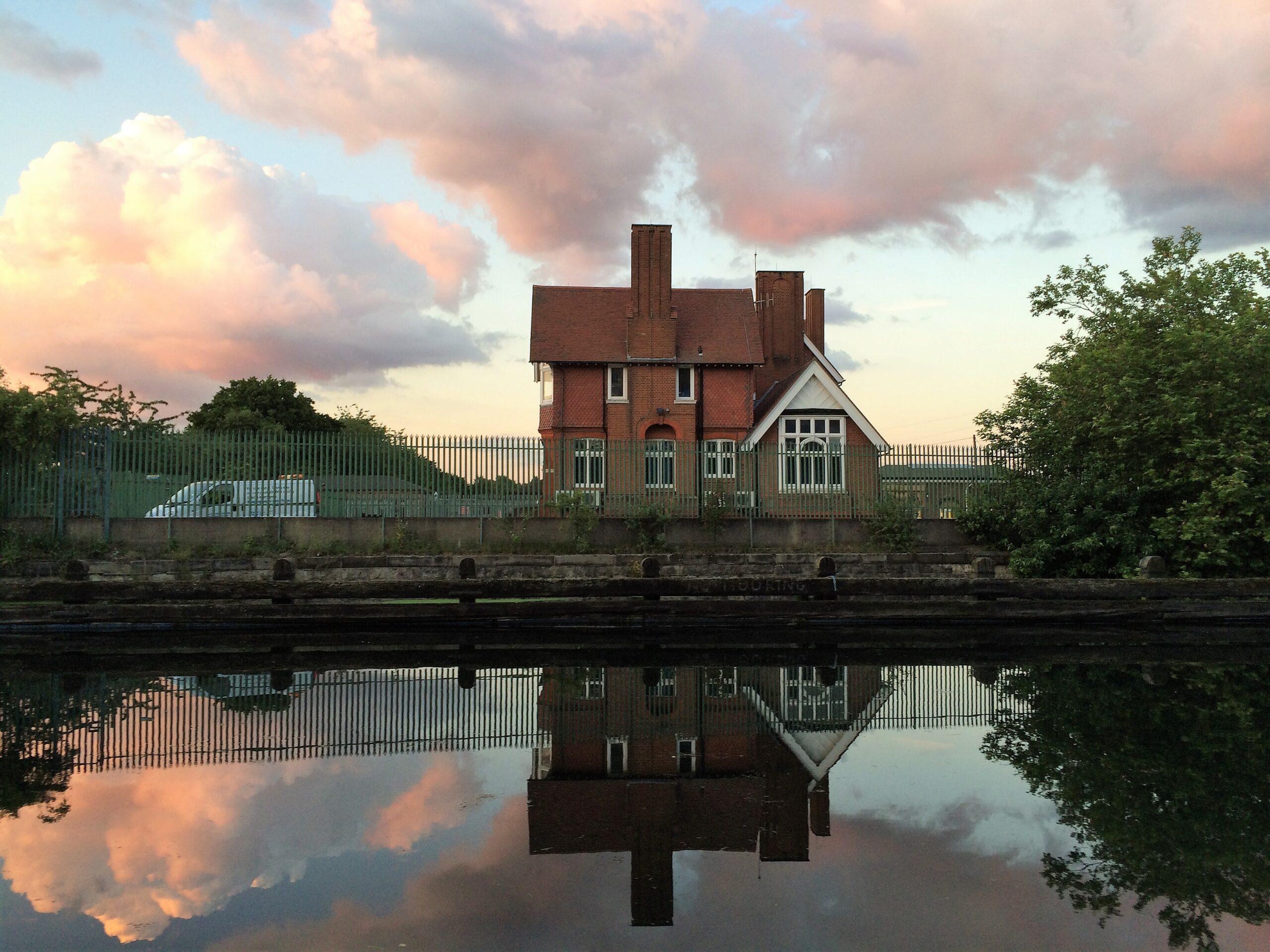 If Rene Magritte painted NE London