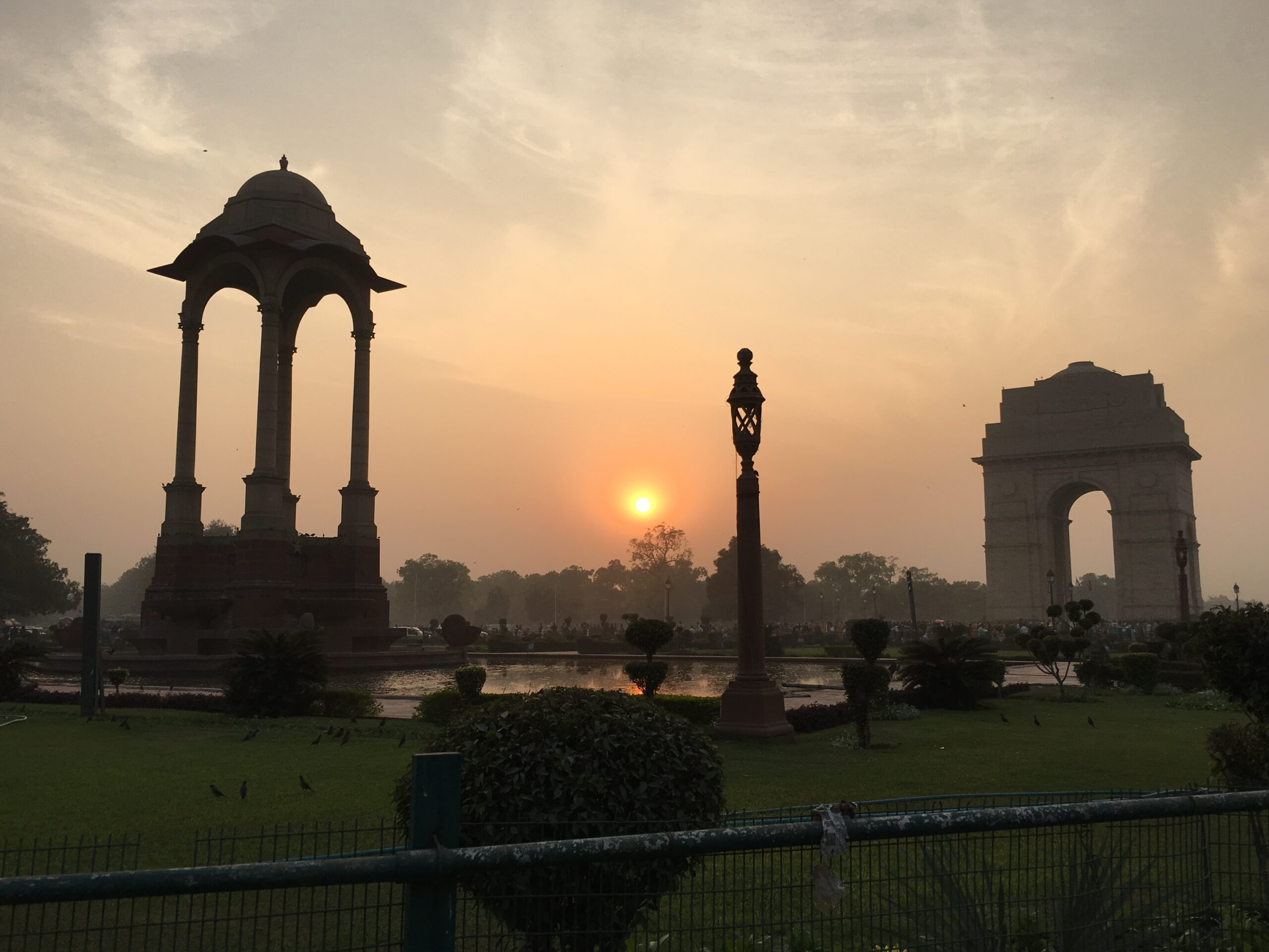 India Delhi City Gate