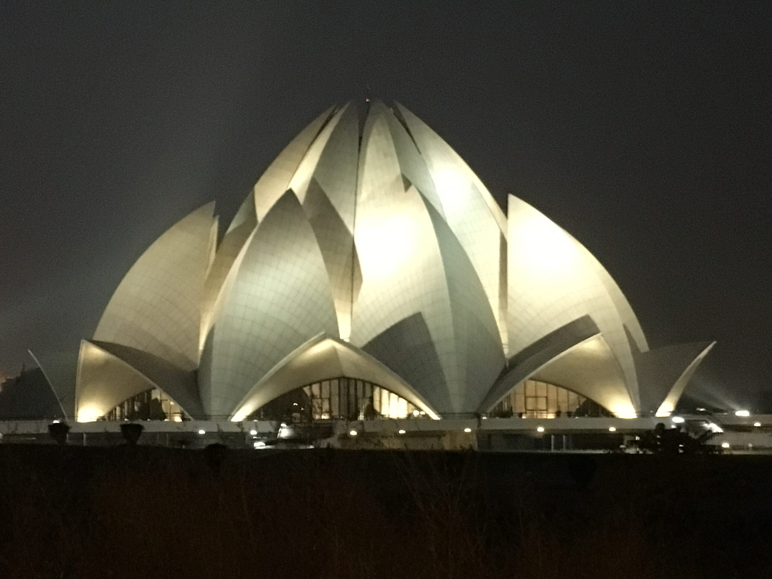 India Lotus Temple Delhi