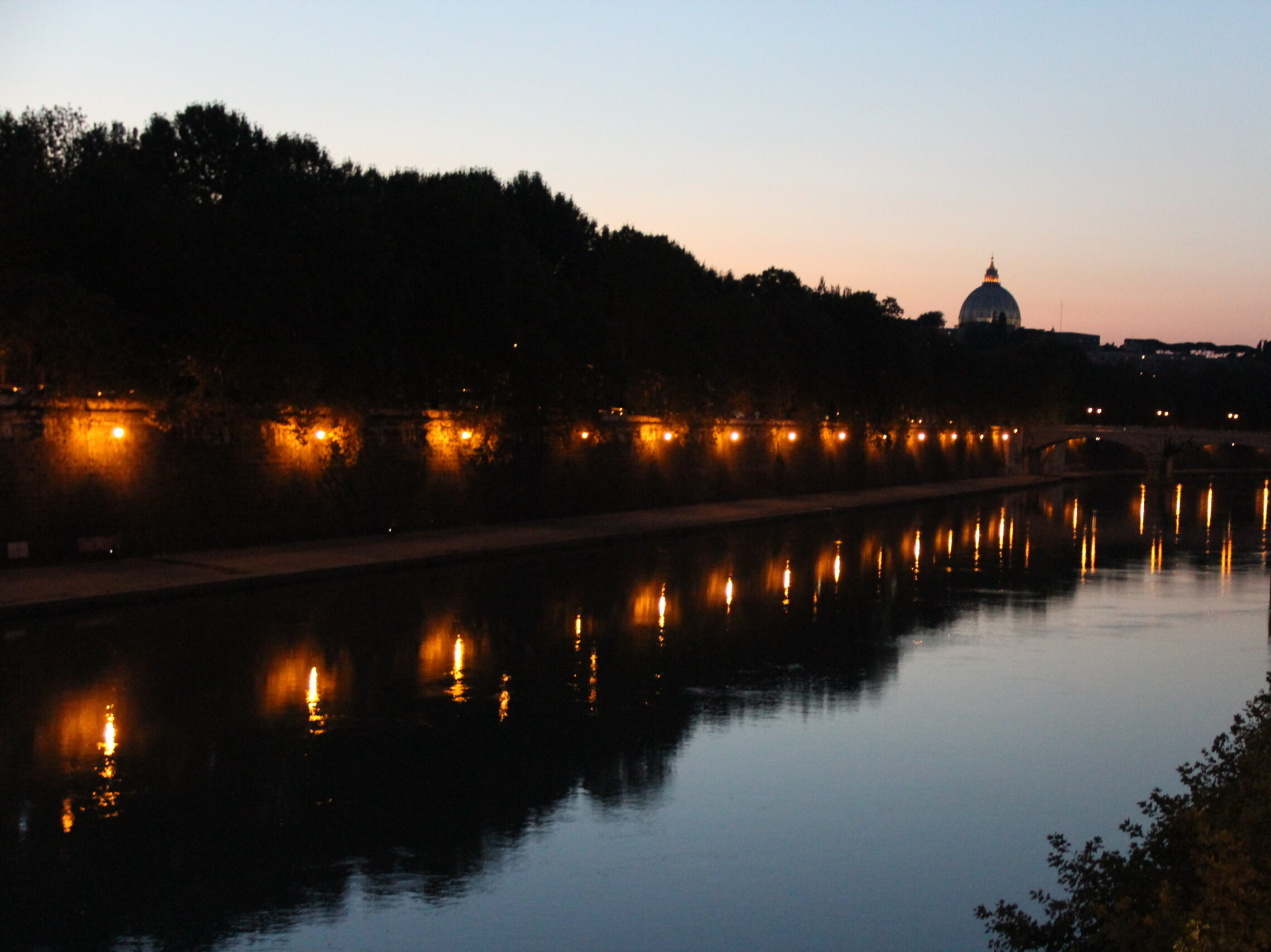 Rome canal