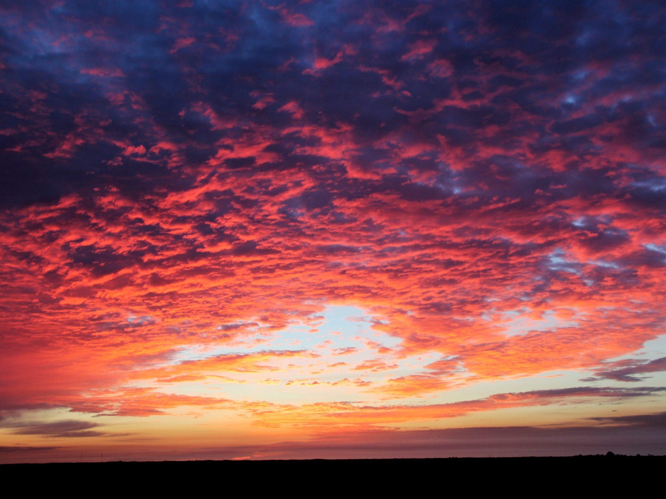 Sunrise Uluru, Australia