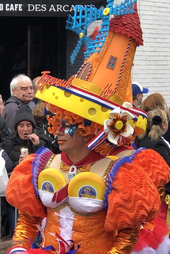 Drag queen Aalst carnival