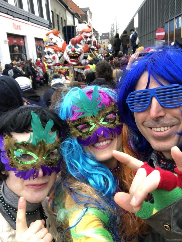 Aalst, Belgium carnival
