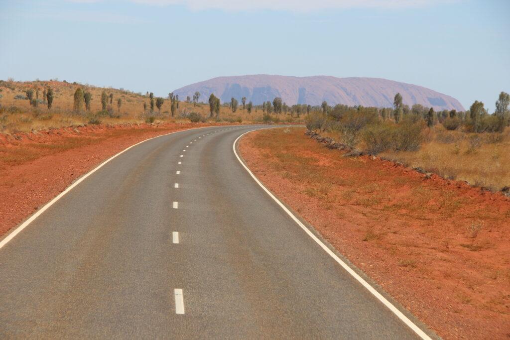 Uluru, Australian Outback