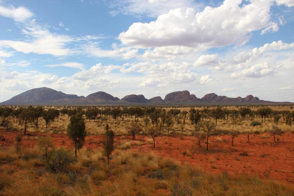 Kata Tjuta, Alice Springs, Australia
