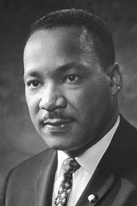 MLK Picture of Dr. King