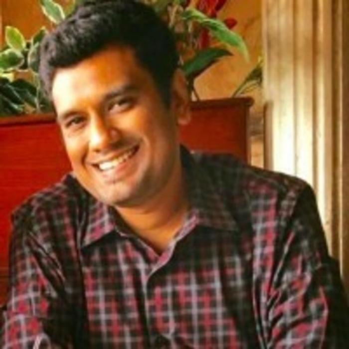 Rahul Raghavan headshot