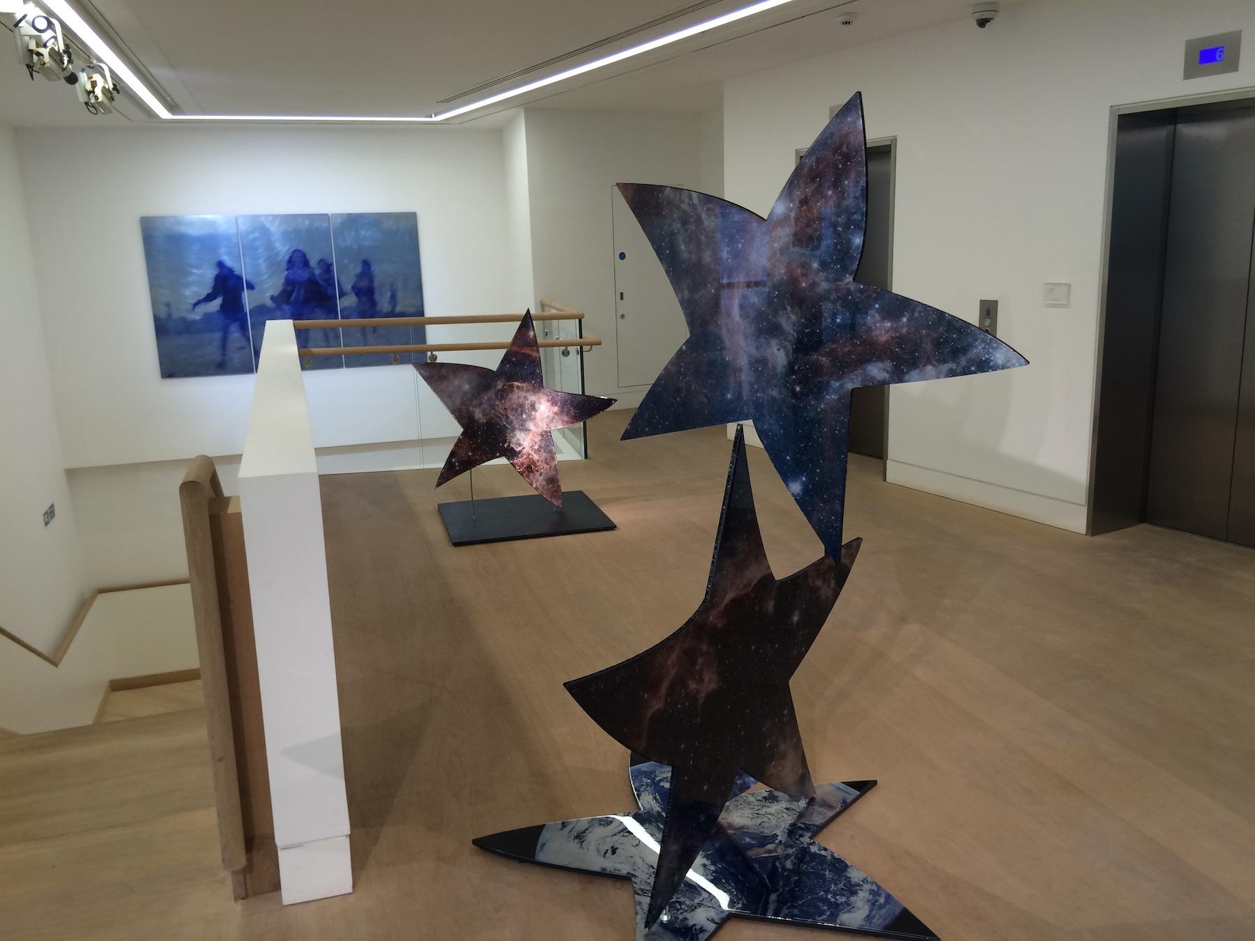 Metalwork Sculptures® Stars