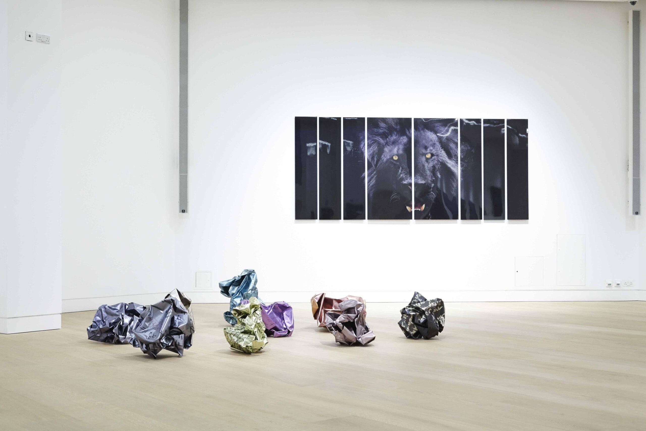 Metalwork Sculptures® Crumples Gallery