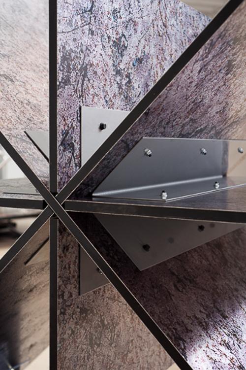 MMetalwork Sculptures® X close up