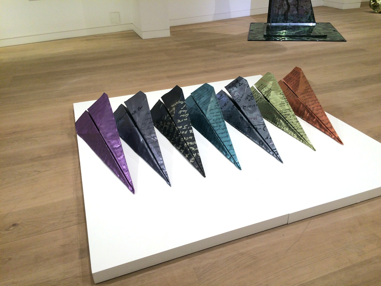 Metalwork Sculptures® Planes