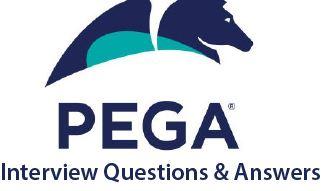 PEGA Interview Questions