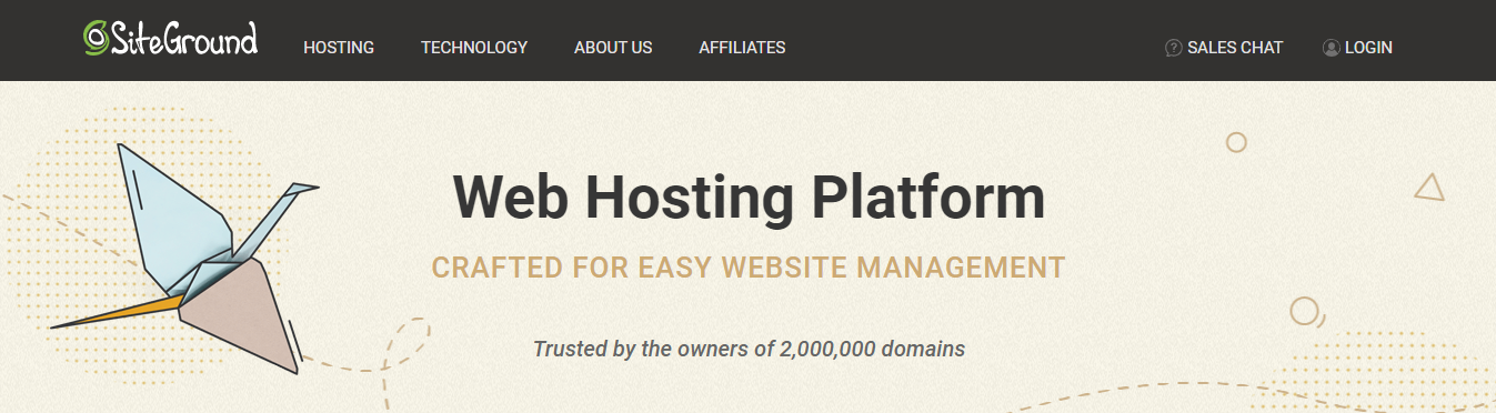 Top best web hosting providers