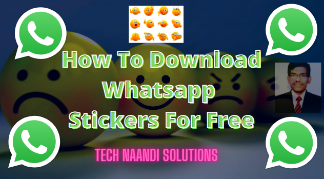 Whatsapp stickers for download