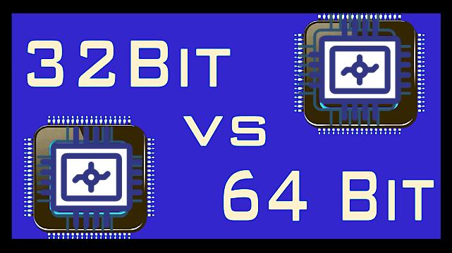 Windows 32 bit or 64 bit - Tech Naandi Solutions