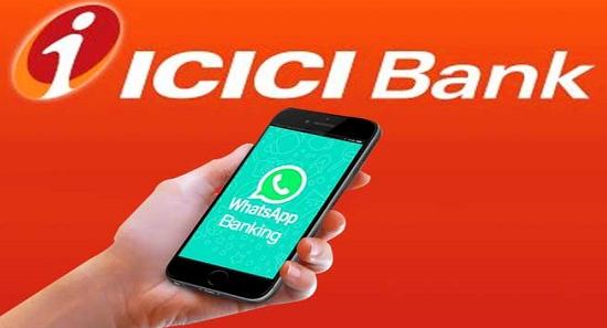How to use ICICI WhatsApp banking - Tech Naandi Solutions
