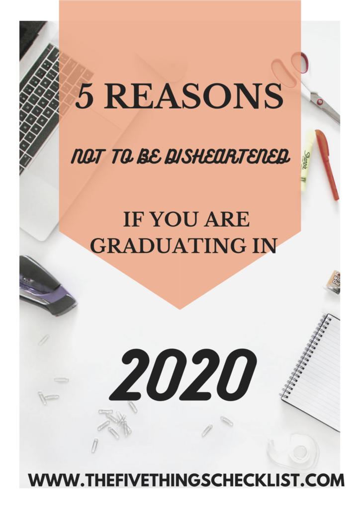 graduating in 2020