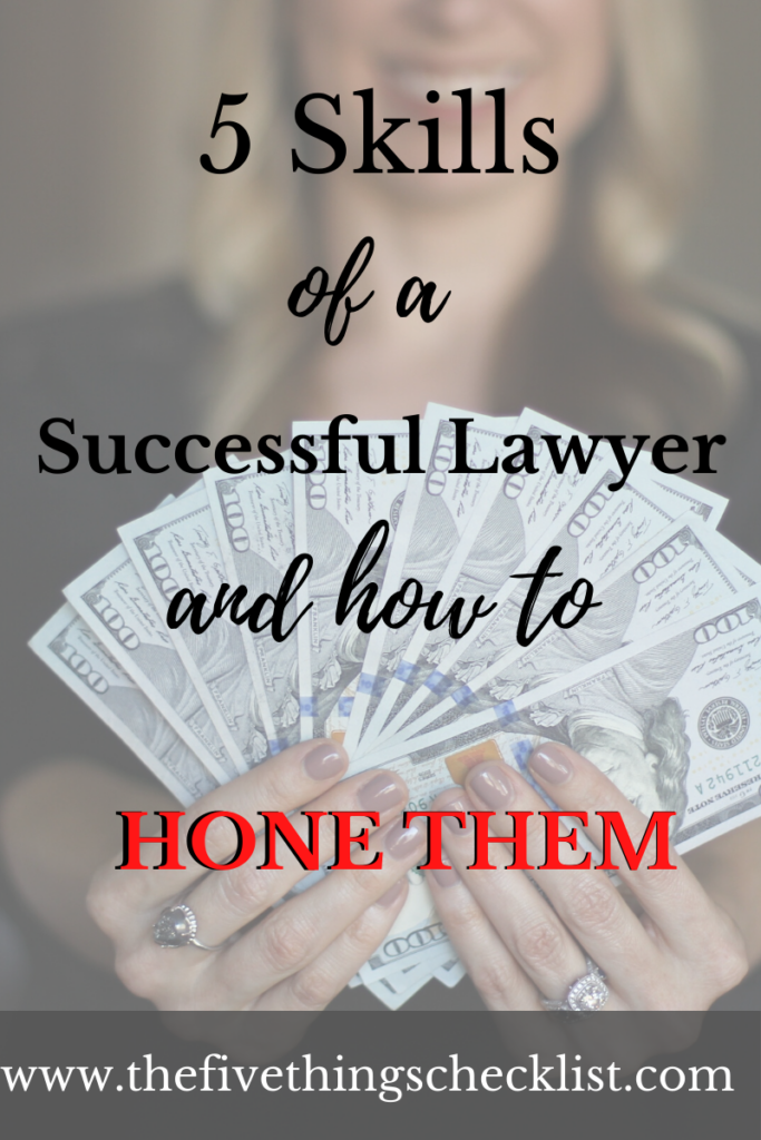successful lawyer