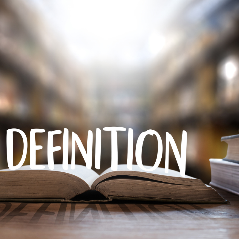 definitions clause in a contract