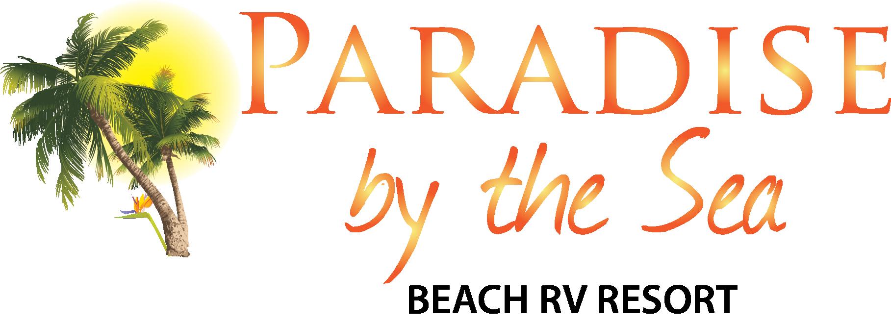 Paradise by the Sea logo