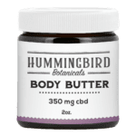 CBD Infused Body Butter 350mg