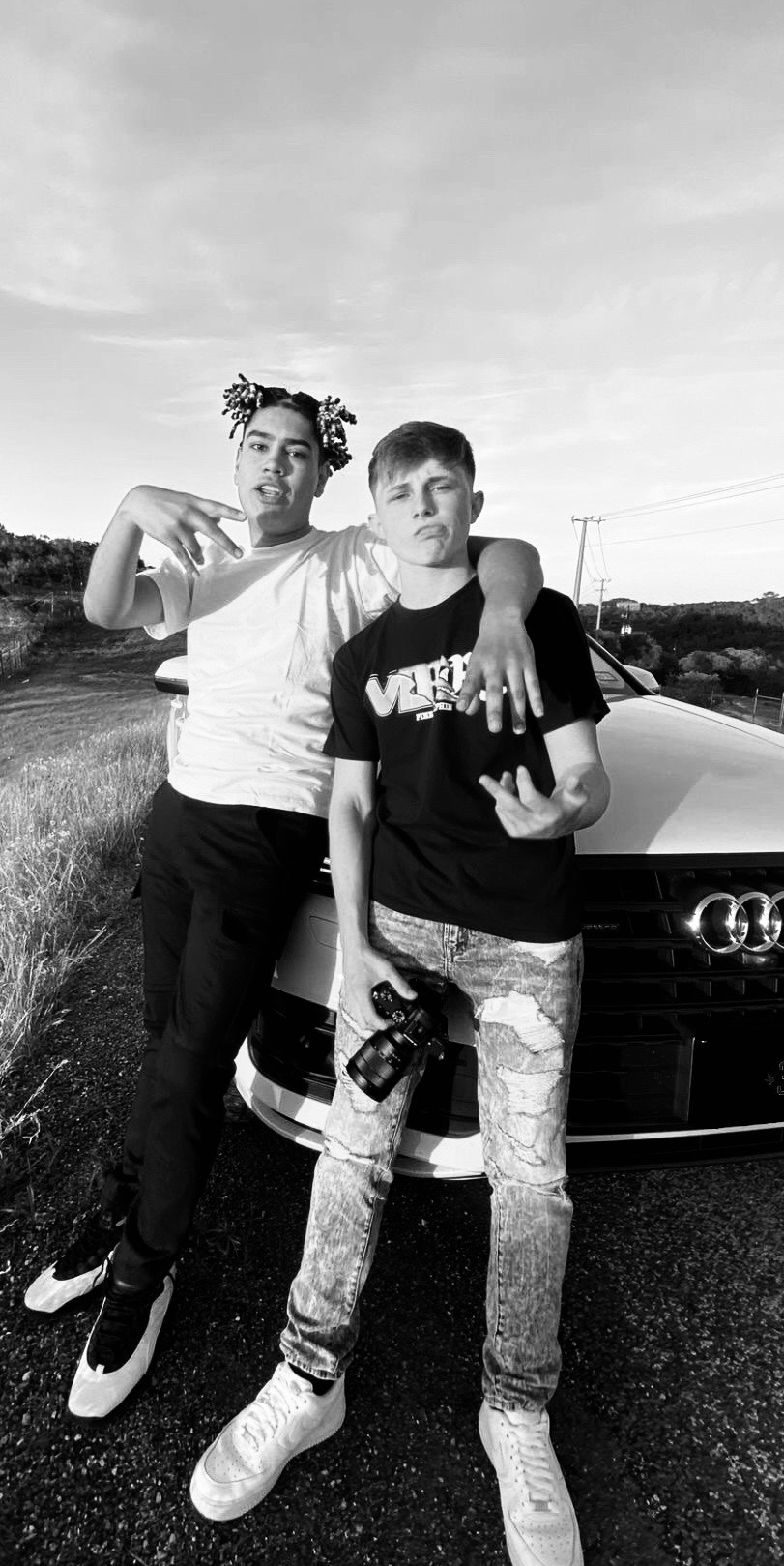 """Texas Star Rexgotbands is back with a new visual for """"Audi"""""""