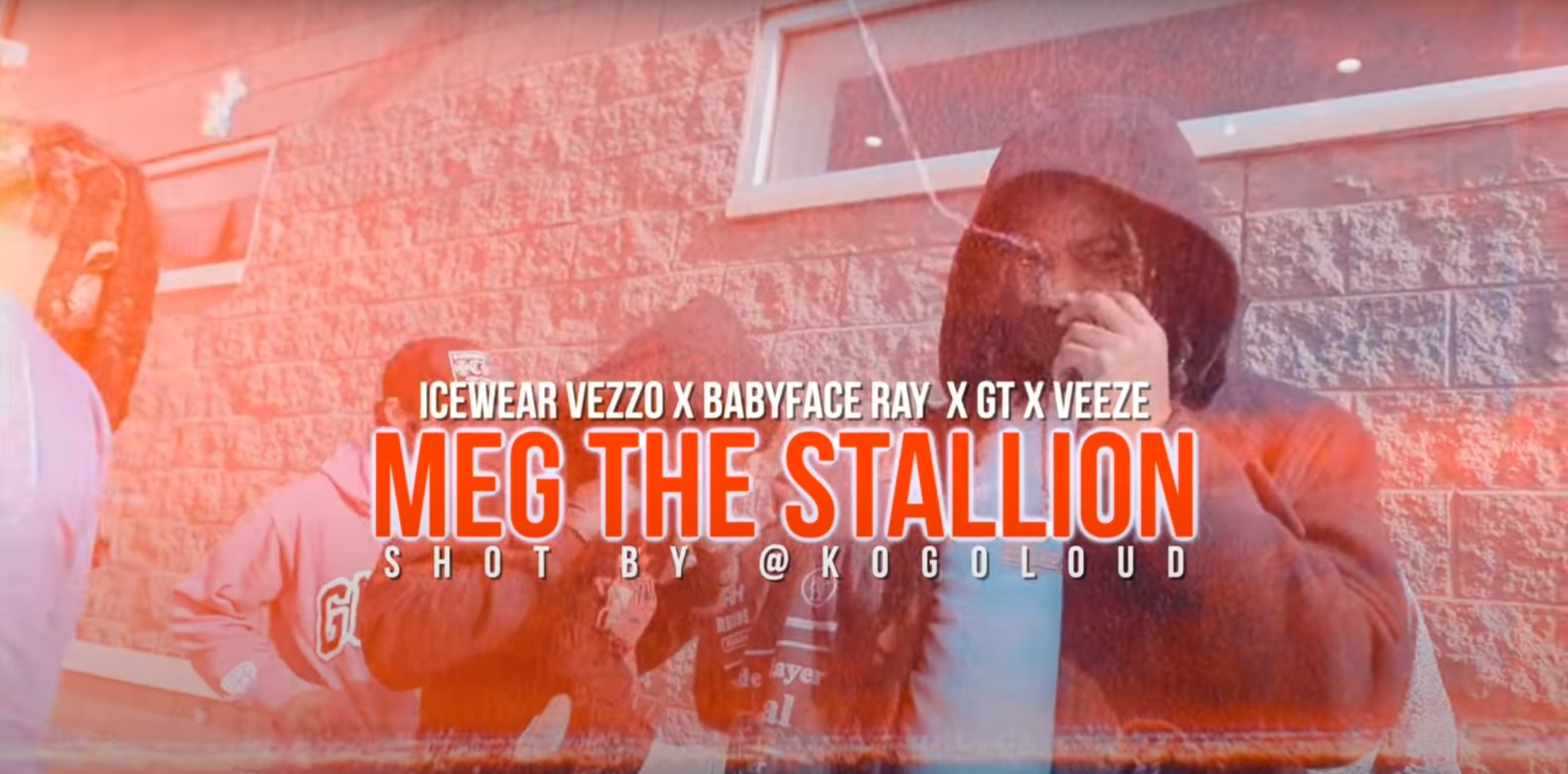 "Icewear Vezzo, Babyface Ray, G.T. and Veeze team up for new song and video ""Meg Thee Stallion"""