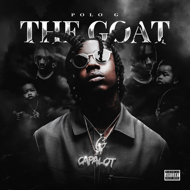 """Polo G drops stacked new album """"THE GOAT"""""""