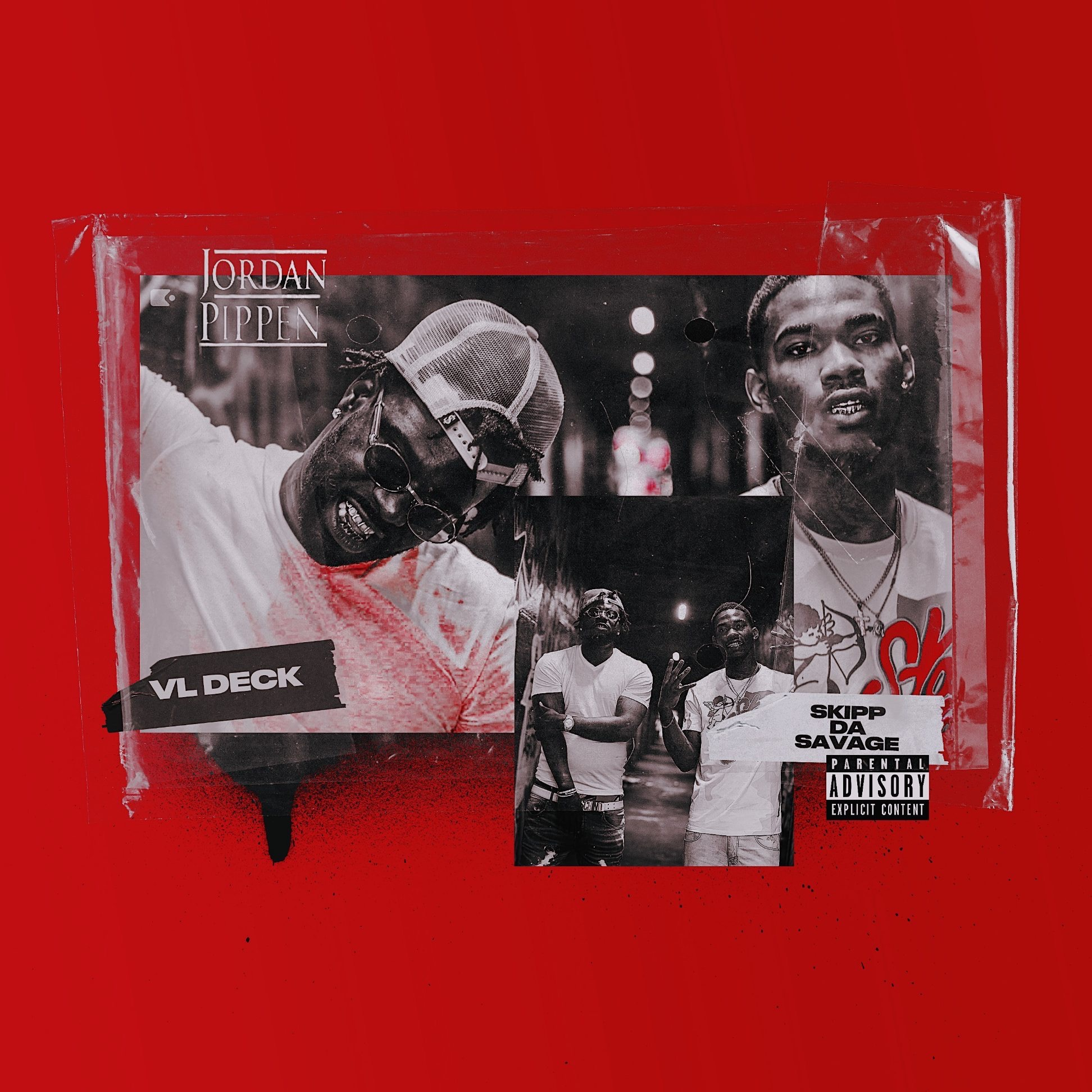"VL Deck & Skipp Da Savage Collaborate For New EP ""Jordan Pippen"""
