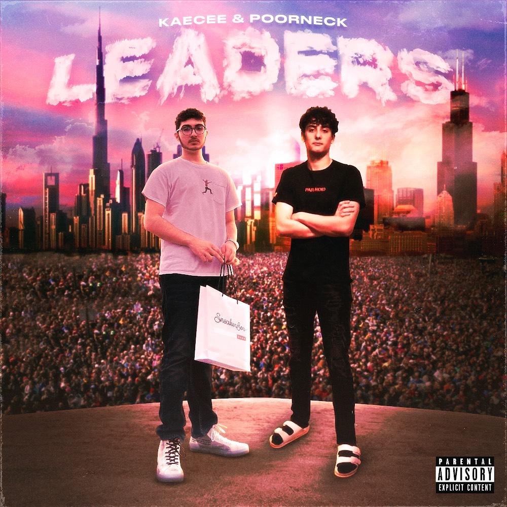 """Kaecee and Poorneck Drop Their Debut Album """"Leaders"""""""