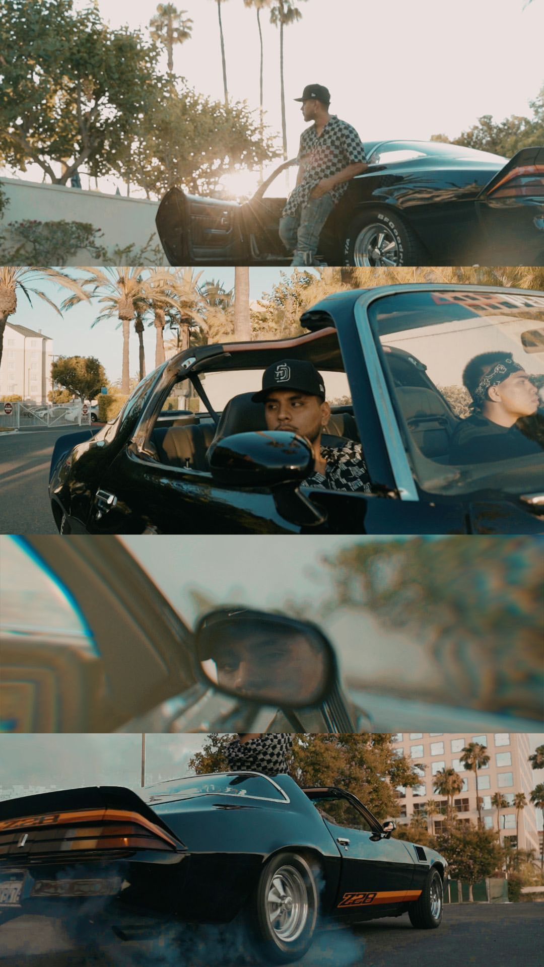 """DannnyRo$e Gets Held Up In His New """"Been Through"""" Music Video"""