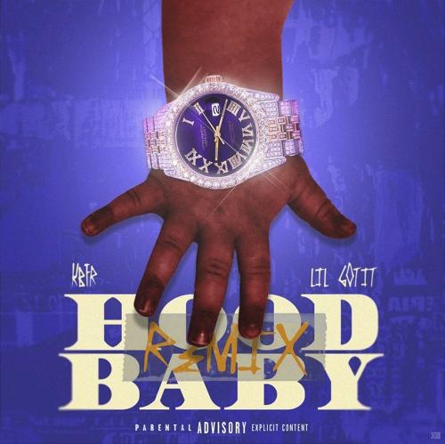 "KBFR Enlists Lil Gotit For ""Hood Baby (Remix)"""