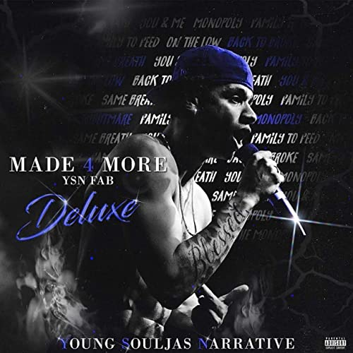 "Ysn Fab Drops Deluxe to ""Made 4 More"""