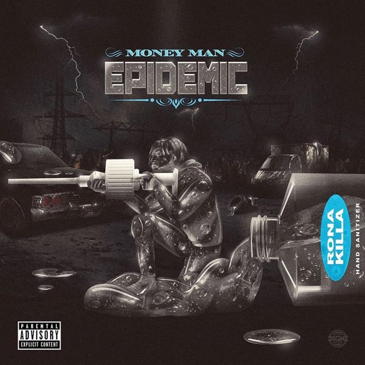 "Money Man Drops ""Epidemic"" Deluxe"
