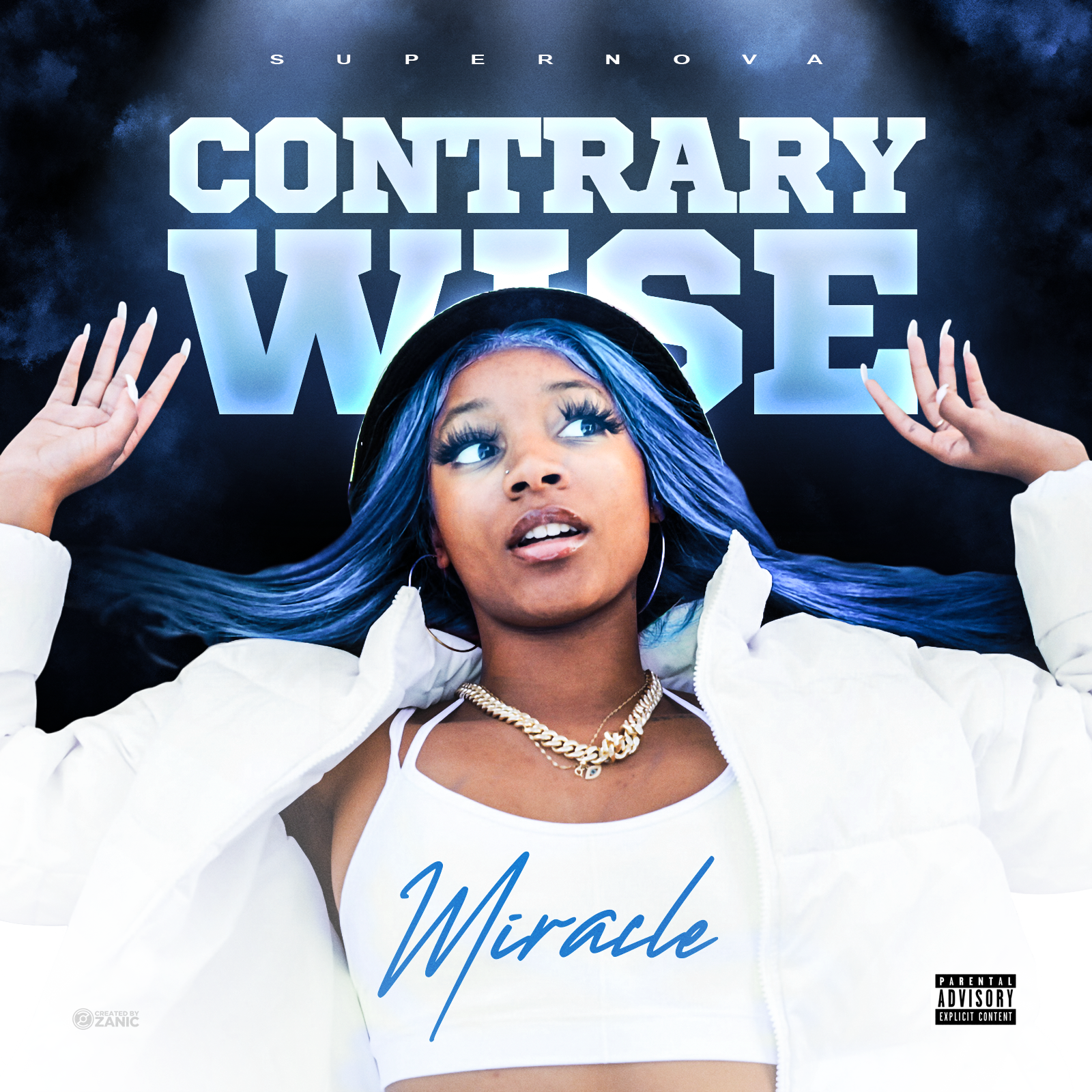 "Miracle King Turns Up In ""Contrary Wise"" Music Video"