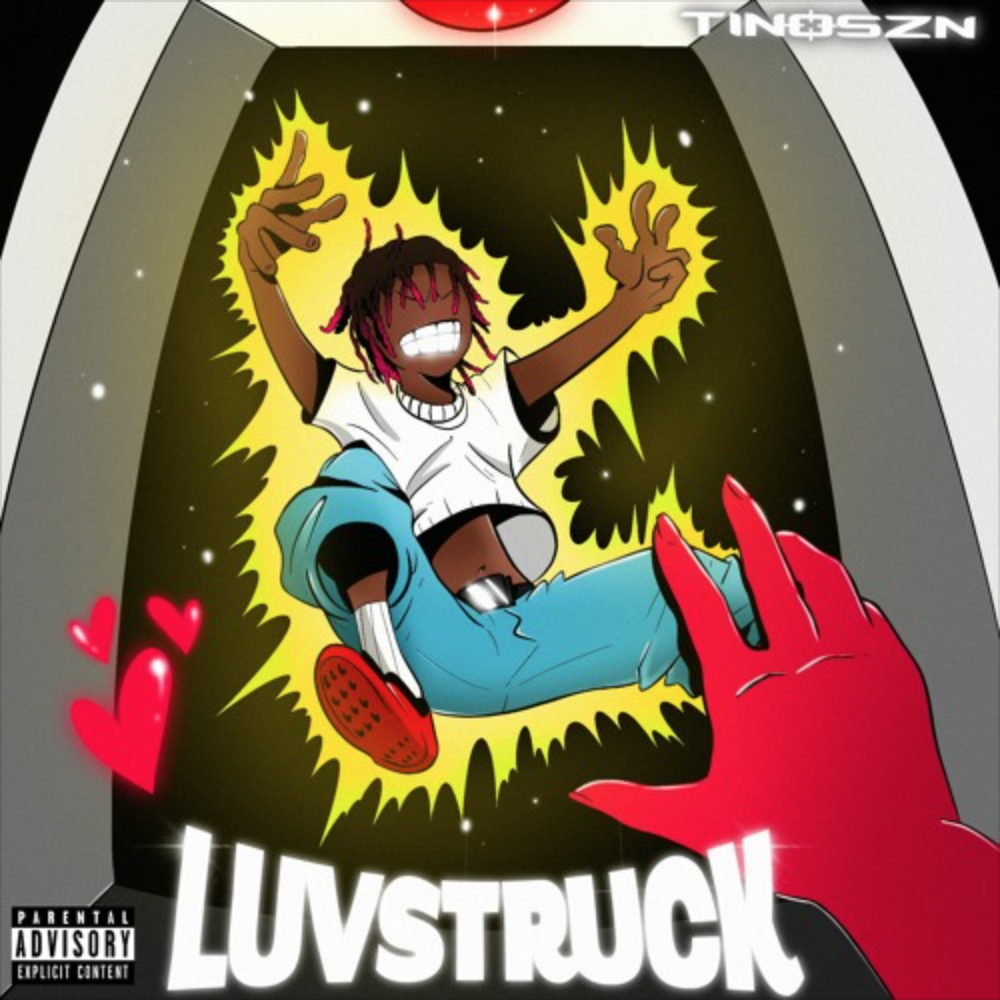 """Tino Szn Is Back At It With New Single, """"Luvstruck"""""""