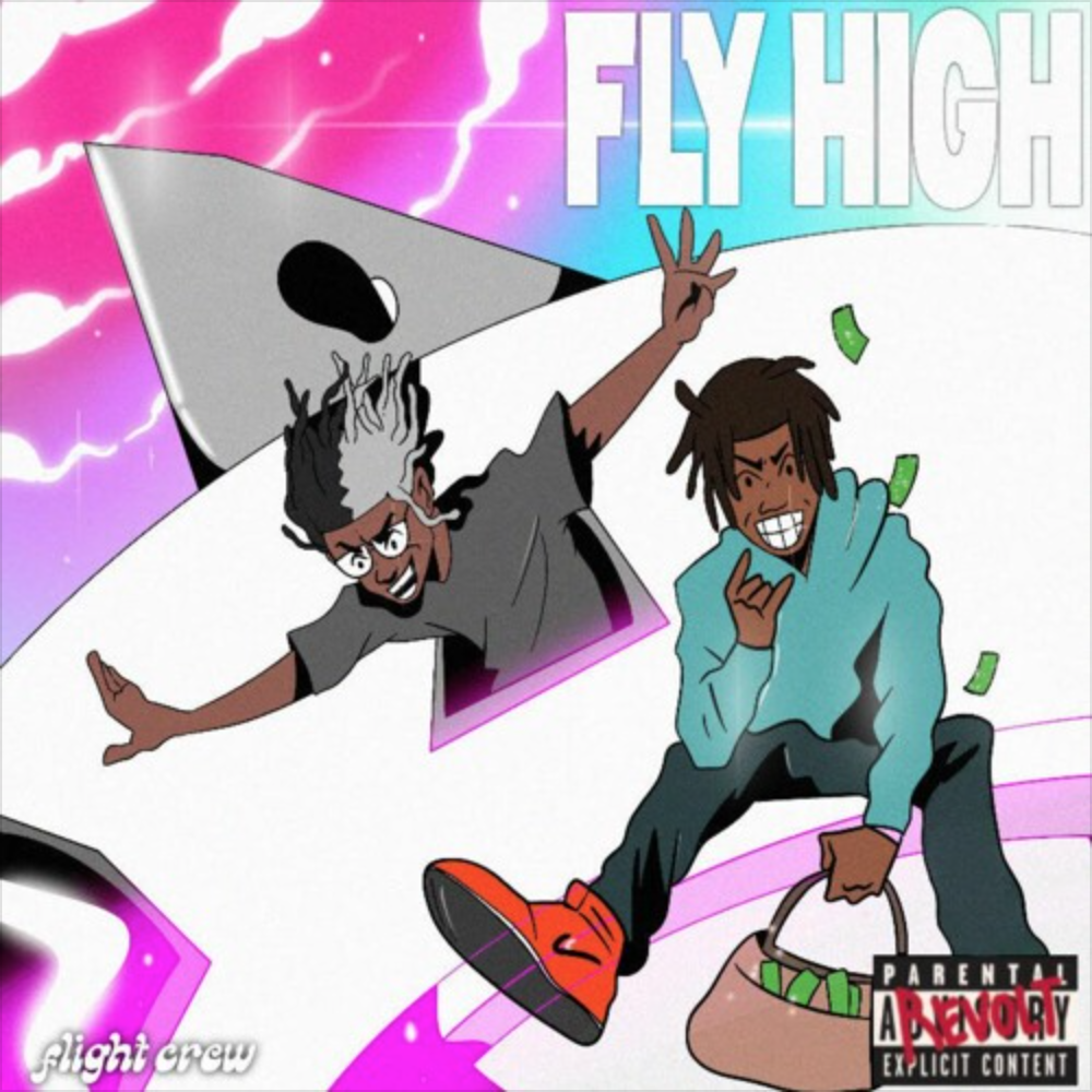 """Jerichos Revenge And 3miles Link For """"Fly High"""" EP"""