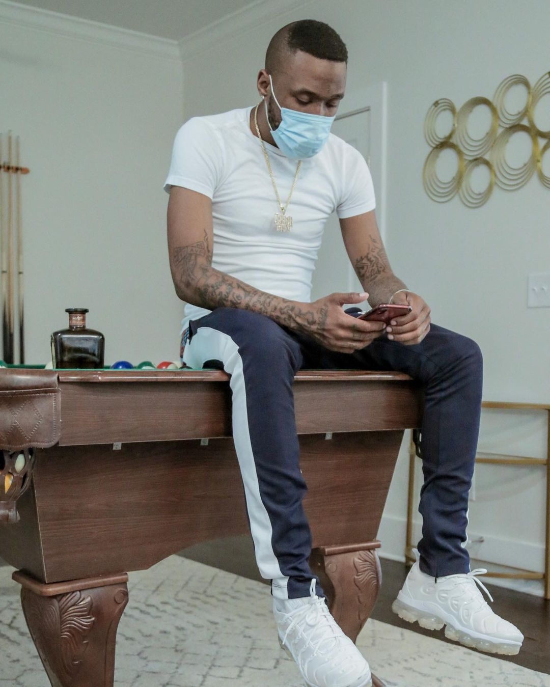 """Trapperman Dale Teams Up With Soulja K For New """"Juneteenth"""" Video"""
