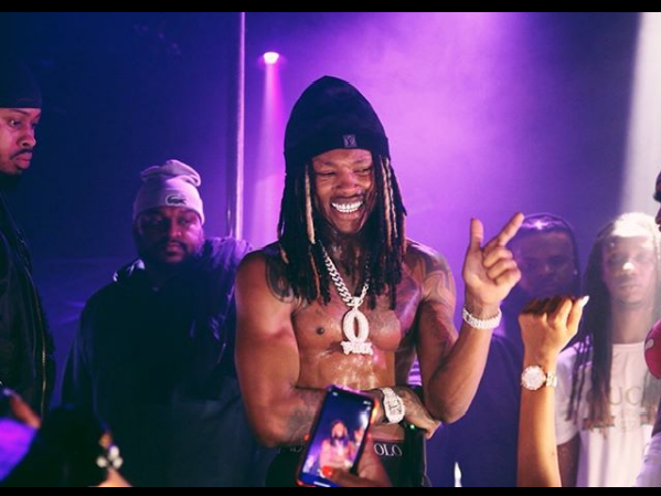 "King Von Gets Aggressive On The New ""Gleesh Place"" Video Release"