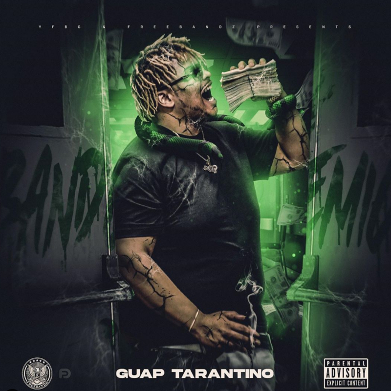 """Guap Tarantino With a New Sound on """"Bandemic"""""""
