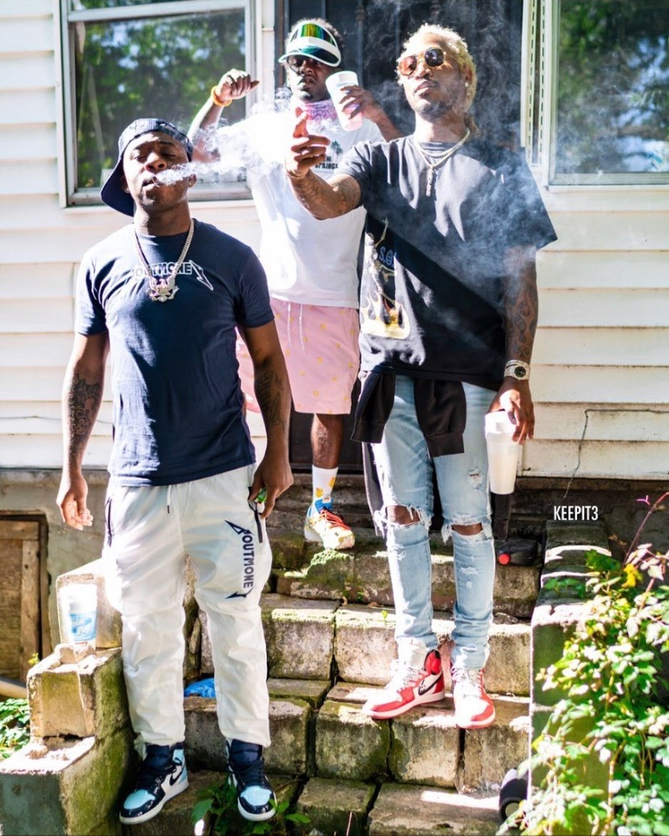 """Lil Freaky, Future, and Herion Young on New Music Video """"27 Birds"""""""
