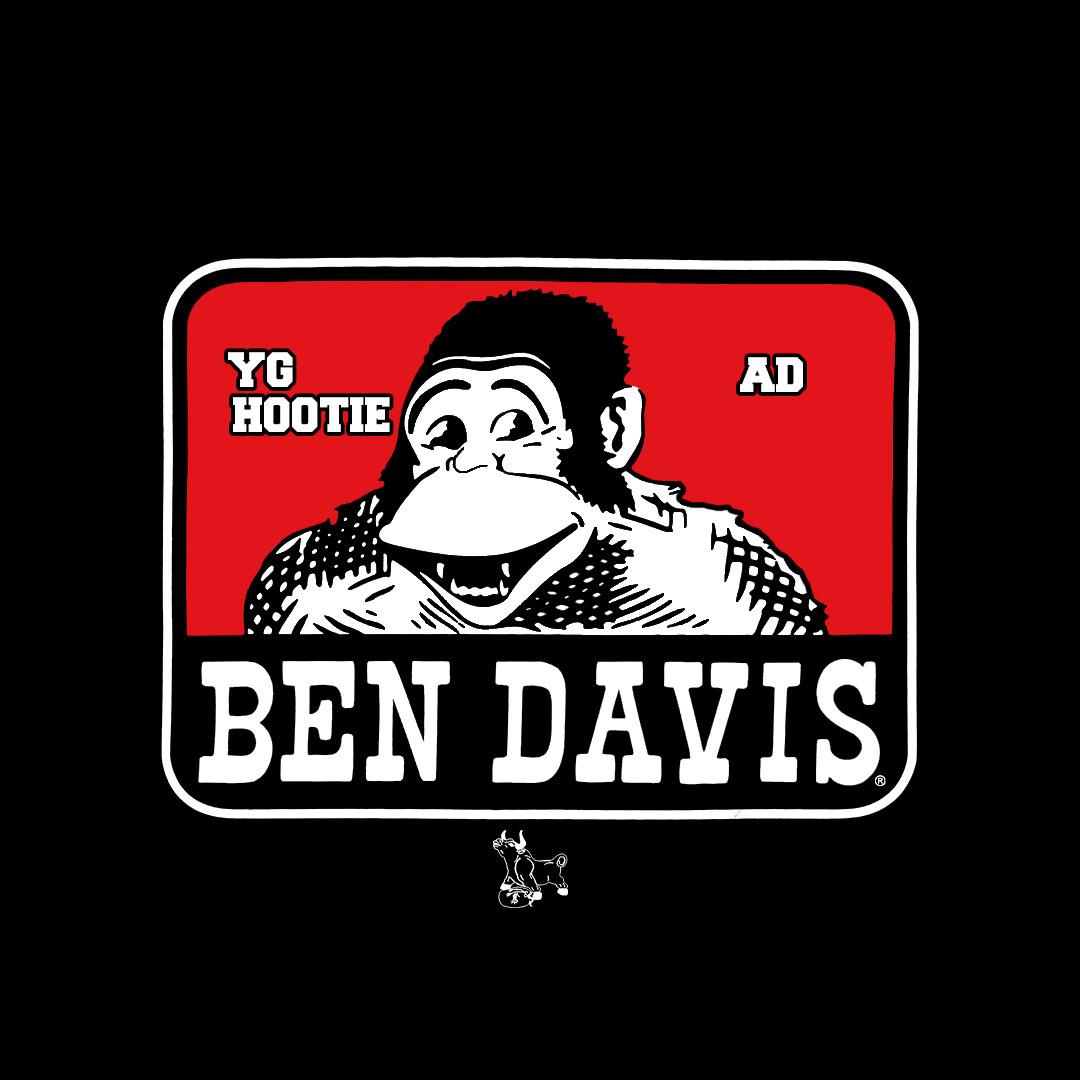 """YG Hootie & AD Connect In """"Ben Davis"""" Video"""