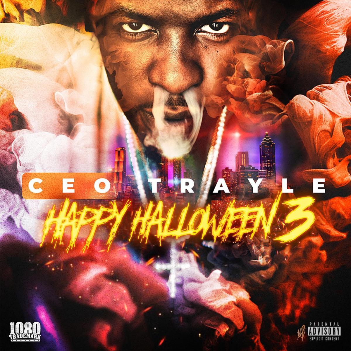 "CEO Trayle Returns With Album ""Happy Halloween 3"""