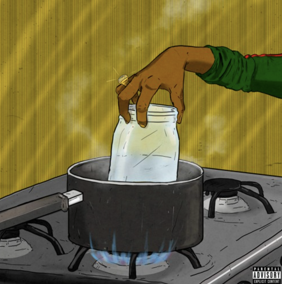 """The Yutes & Stove God Cooks Trap Out On """"In The Kitchen"""" Single"""