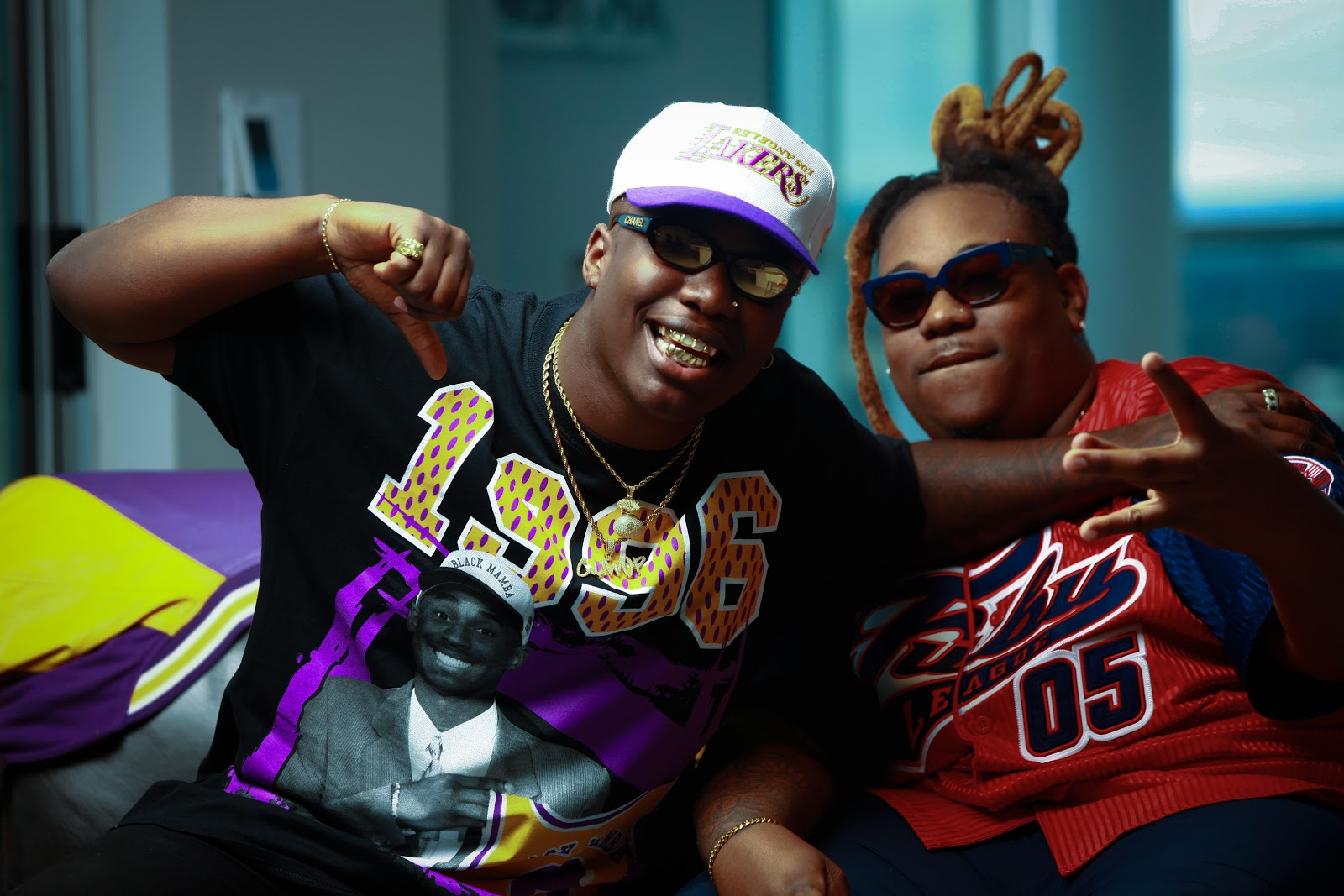 """300LBS of Guwop Shares Visuals for """"Good Times"""""""