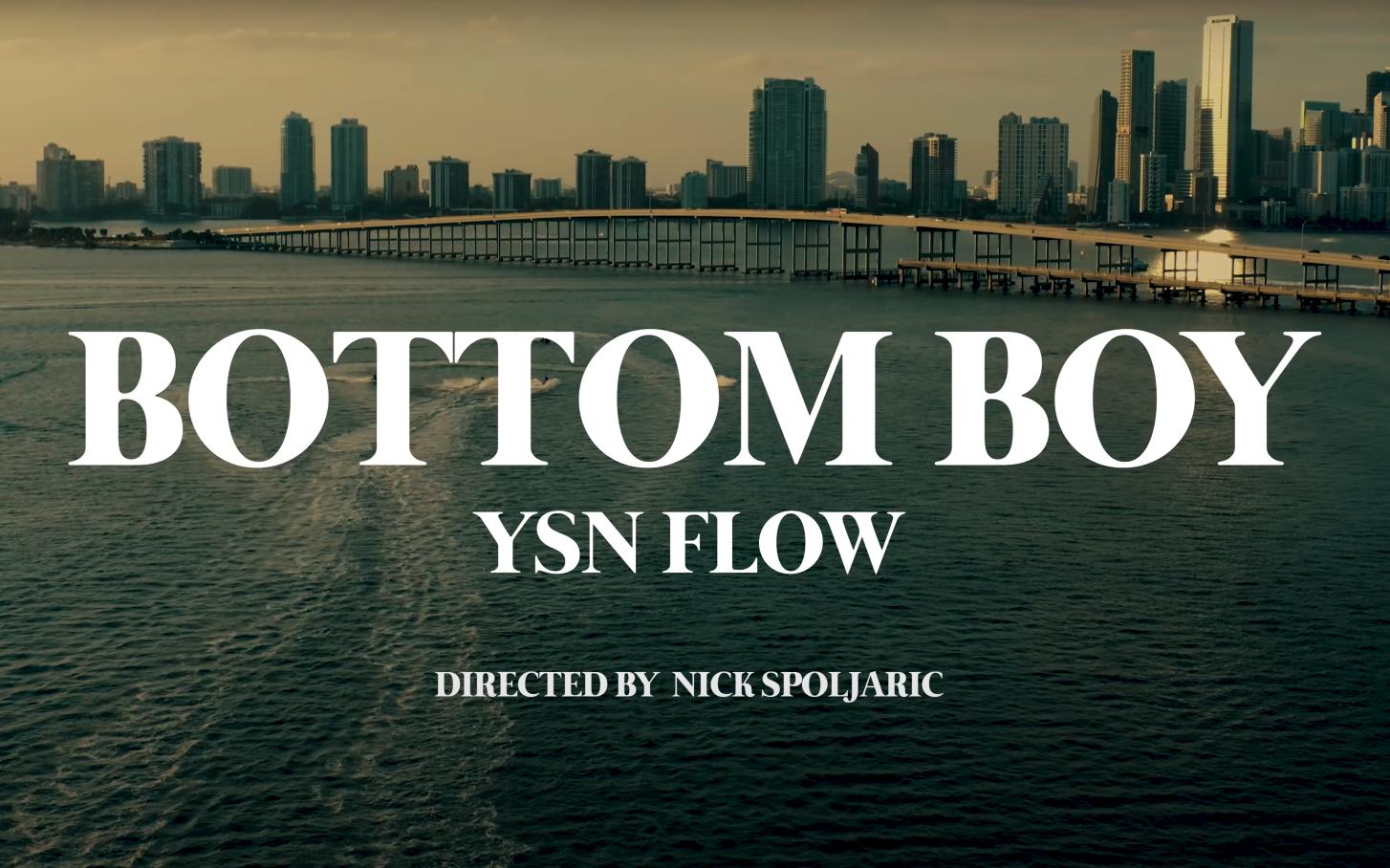 "YSN Flow Is Back With ""Bottom Boy"""