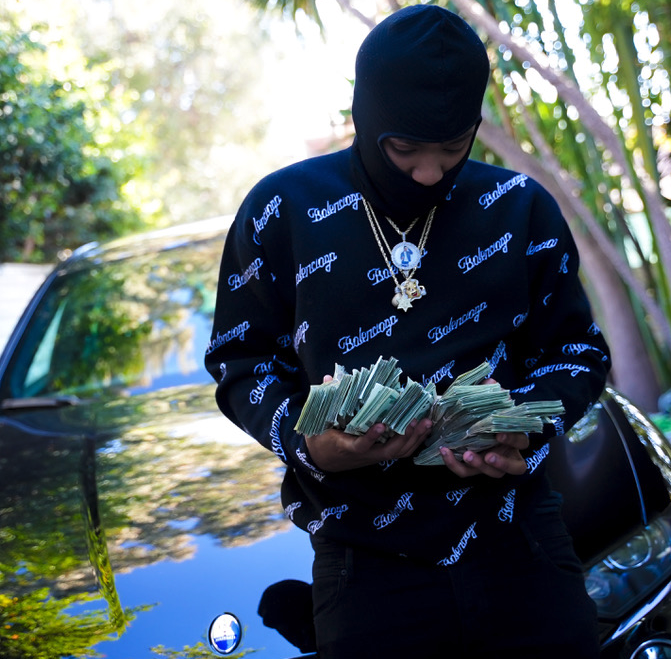 """Brooklyn Rapper Lil Ty Capitalizes On His Buzz With """"Balenciaga"""""""