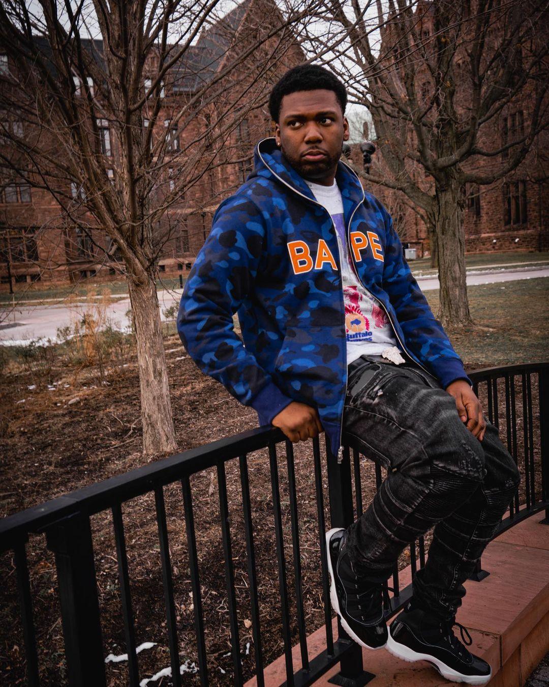 "Buffalo, New York rapper Teflon4K Slides In New ""Young Schemer"" Visuals"