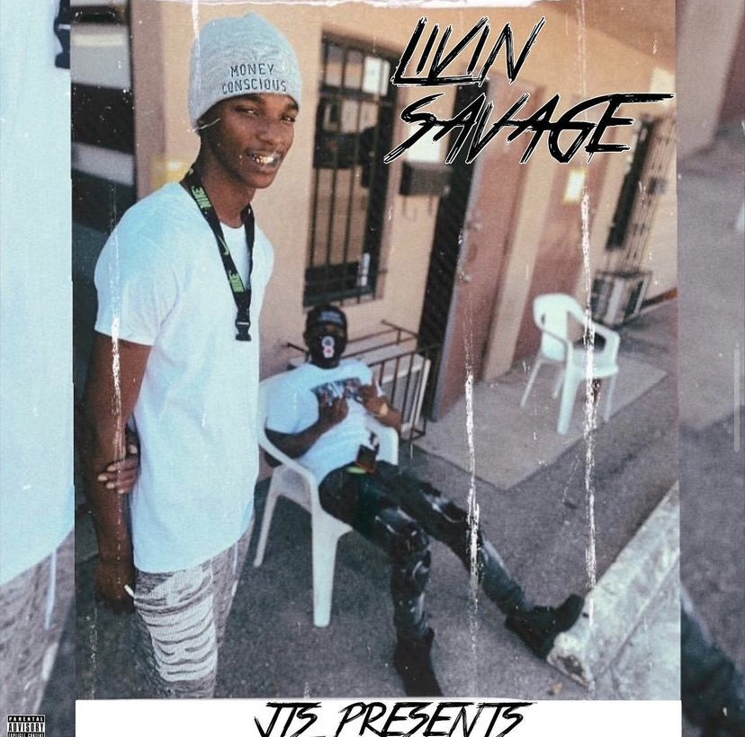 """Miami's Stuckey Releases Debut 5-Track EP, """"Livin Savage"""""""
