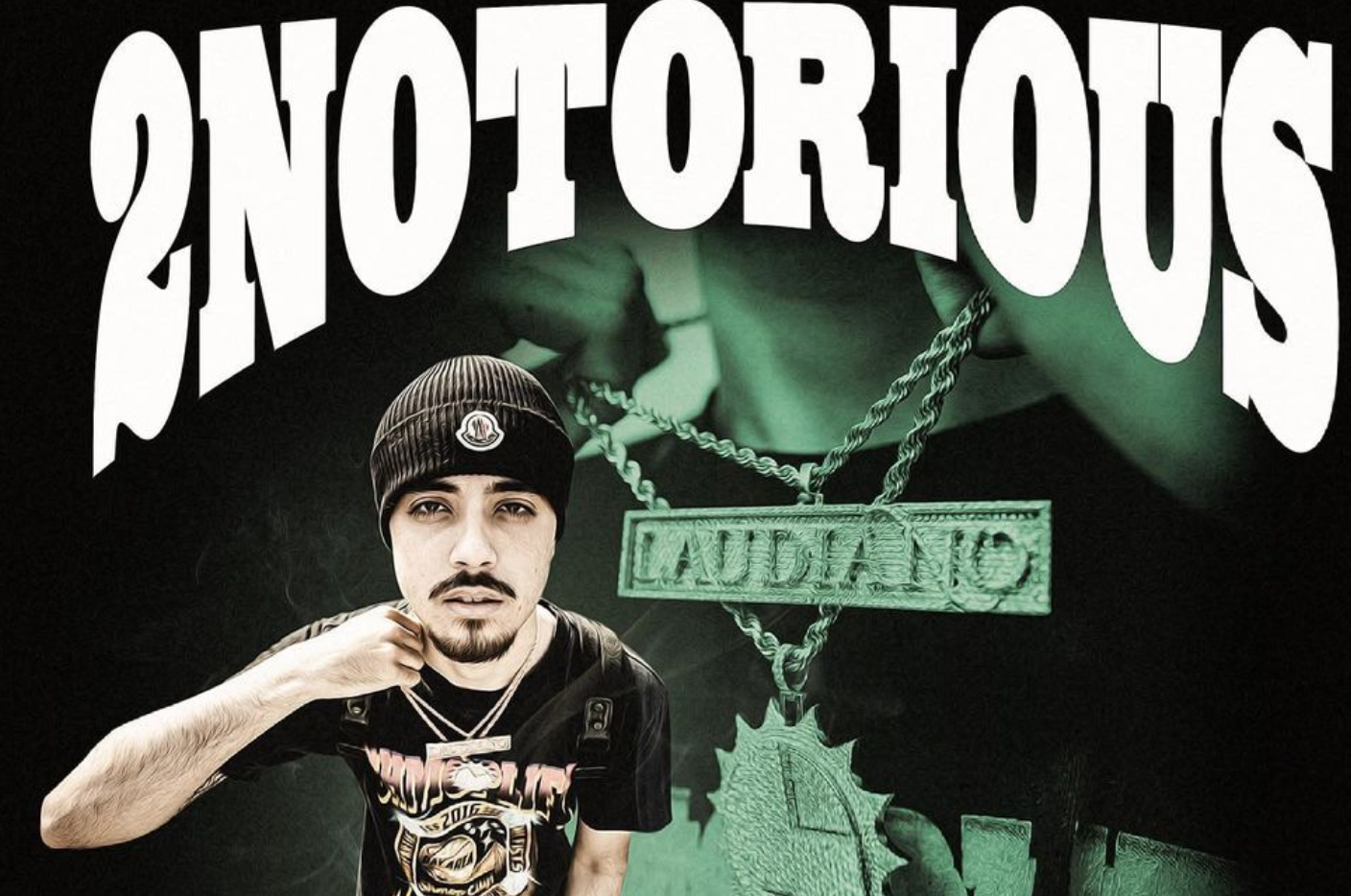 Laudiano Is Carving Out His Legacy With His L.A. Facing '2Notorious' Album